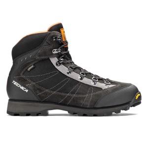 נעלי טיולים Tecnica לגברים Tecnica MAKALU IV GTX - שחור/כתום