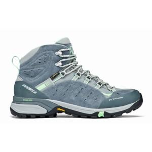 נעלי טיולים Tecnica לנשים Tecnica T CROSS HIGH GTX - אפור