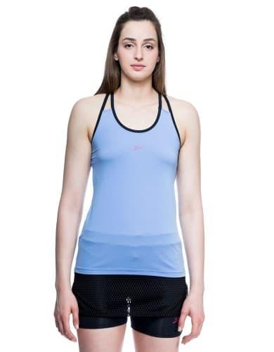 ביגוד ספידו לנשים Speedo Aerobic shirt - סגול