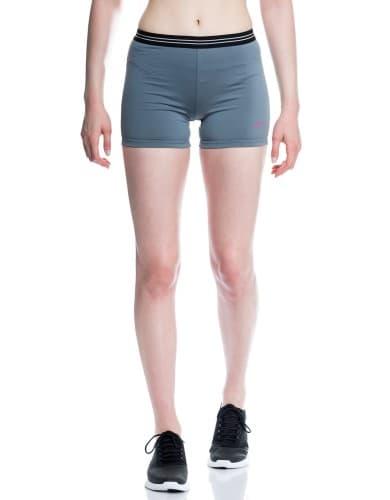 ביגוד ספידו לנשים Speedo Shorts Tights - אפור