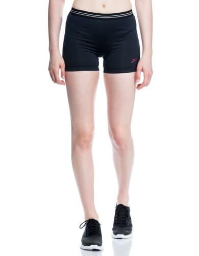 ביגוד ספידו לנשים Speedo Shorts Tights - שחור