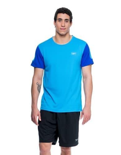 ביגוד ספידו לגברים Speedo Shirt - כחול