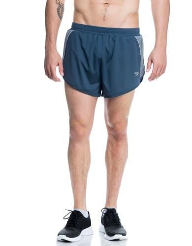 ביגוד ספידו לגברים Speedo Short - אפור