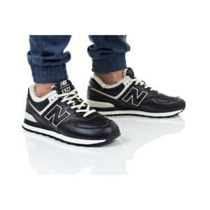 נעליים ניו באלאנס לגברים New Balance ML574 - חום/שחור