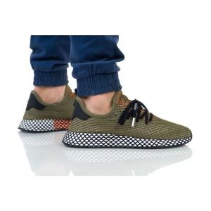 נעליים Adidas Originals לגברים Adidas Originals DEERUPT RUNNER - ירוק