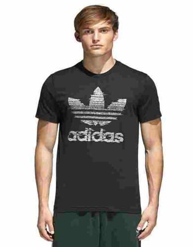 ביגוד Adidas Originals לגברים Adidas Originals TRACTION TREFOI - שחור