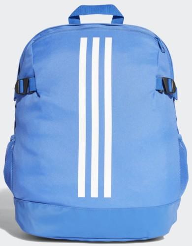 אביזרים אדידס לנשים Adidas STRIPES POWER BACKPACK - כחול/לבן
