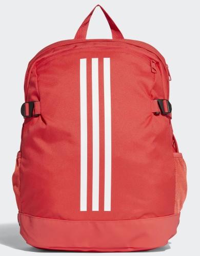 אביזרים אדידס לנשים Adidas STRIPES POWER BACKPACK - אדום
