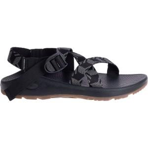 נעליים צ'אקו לגברים Chaco CLOUD Z - שחור/אפור