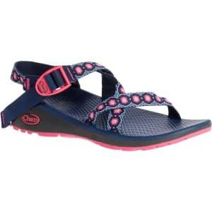 נעליים צ'אקו לנשים Chaco Z CLOUD - ורוד/כחול