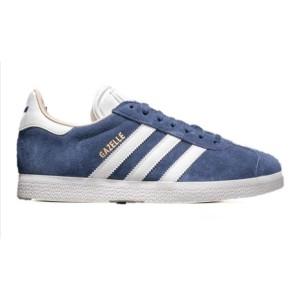 נעליים Adidas Originals לנשים Adidas Originals GAZELLE - סגול/כחול