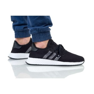 נעליים Adidas Originals לגברים Adidas Originals DEERUPT RUNNER - שחור