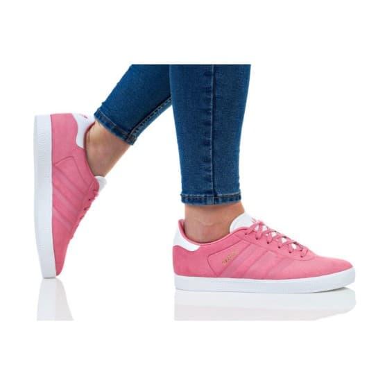נעליים Adidas Originals לנשים Adidas Originals GAZELLE - ורוד