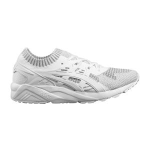 מוצרי אסיקס טייגר לנשים Asics Tiger Gel Kayano Trainer Knit - לבן/אפור