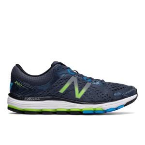 נעליים ניו באלאנס לגברים New Balance M1260 V7 - כחול/ירוק