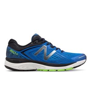 נעליים ניו באלאנס לגברים New Balance M860 V8 - כחול/ירוק