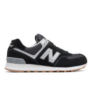 נעליים ניו באלאנס לגברים New Balance ML574 - שחור
