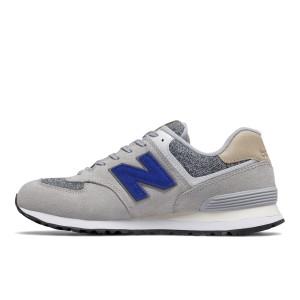 נעליים ניו באלאנס לגברים New Balance ML574 - אפור בהיר