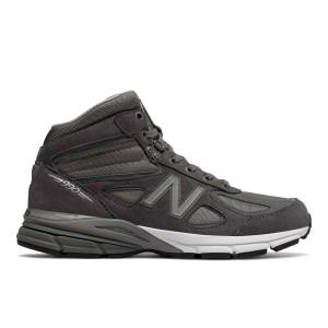 נעלי הליכה ניו באלאנס לגברים New Balance MO990 V4 - אפור