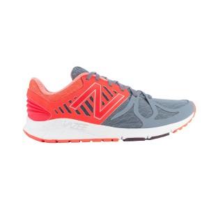 נעליים ניו באלאנס לגברים New Balance MRUSH - אפור/כתום