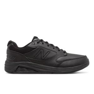 נעלי סניקרס ניו באלאנס לגברים New Balance MW928 - שחור
