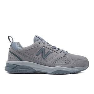 נעליים ניו באלאנס לגברים New Balance MX624 - אפור