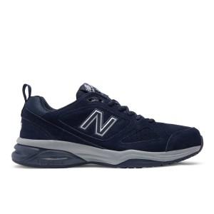 נעלי ספורט ניו באלאנס לגברים New Balance MX624 - כחול כהה