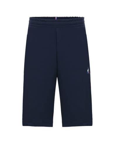 מכנסי אופנה לה קוק ספורטיף לגברים Le Coq Sportif ESS Short Regular - כחול כהה