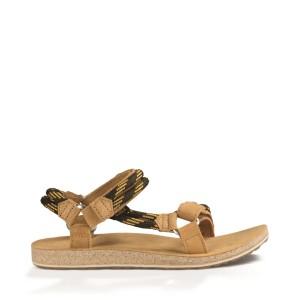 נעליים טיבה לנשים Teva Original Universal Rope - שחור/ירוק