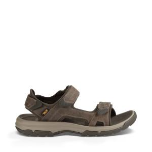 נעליים טיבה לגברים Teva Langdon - חום
