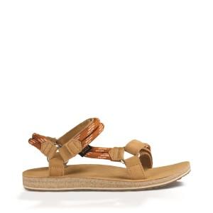 נעליים טיבה לנשים Teva Original Universal Rope - חום
