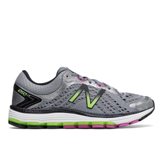 נעליים ניו באלאנס לנשים New Balance W1260 V7 - אפור/ירוק