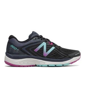 נעליים ניו באלאנס לנשים New Balance W860 V8 - שחור/ורוד