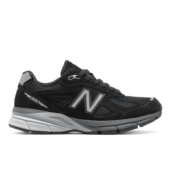נעליים ניו באלאנס לנשים New Balance W990 V4 - שחור