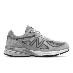 נעליים ניו באלאנס לנשים New Balance W990 V4 - אפור