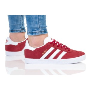 נעליים Adidas Originals לנשים Adidas Originals GAZELLE - אדום