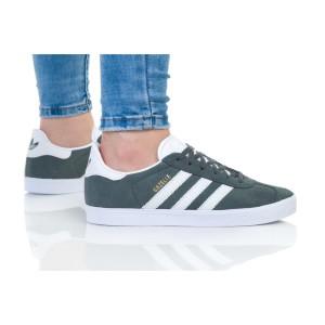 נעליים Adidas Originals לנשים Adidas Originals GAZELLE - אפור