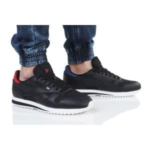 נעליים ריבוק לגברים Reebok CL LEATHER - שחור