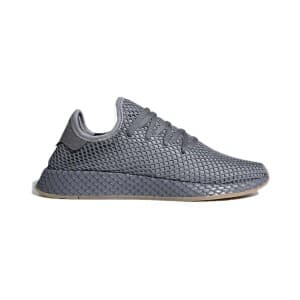 נעליים Adidas Originals לגברים Adidas Originals DEERUPT RUNNER - אפור
