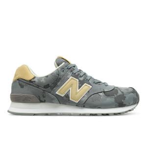 נעליים ניו באלאנס לגברים New Balance ML574 - אפור