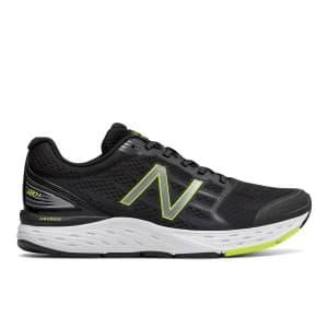 נעליים ניו באלאנס לגברים New Balance M680V5 - שחור/ירוק