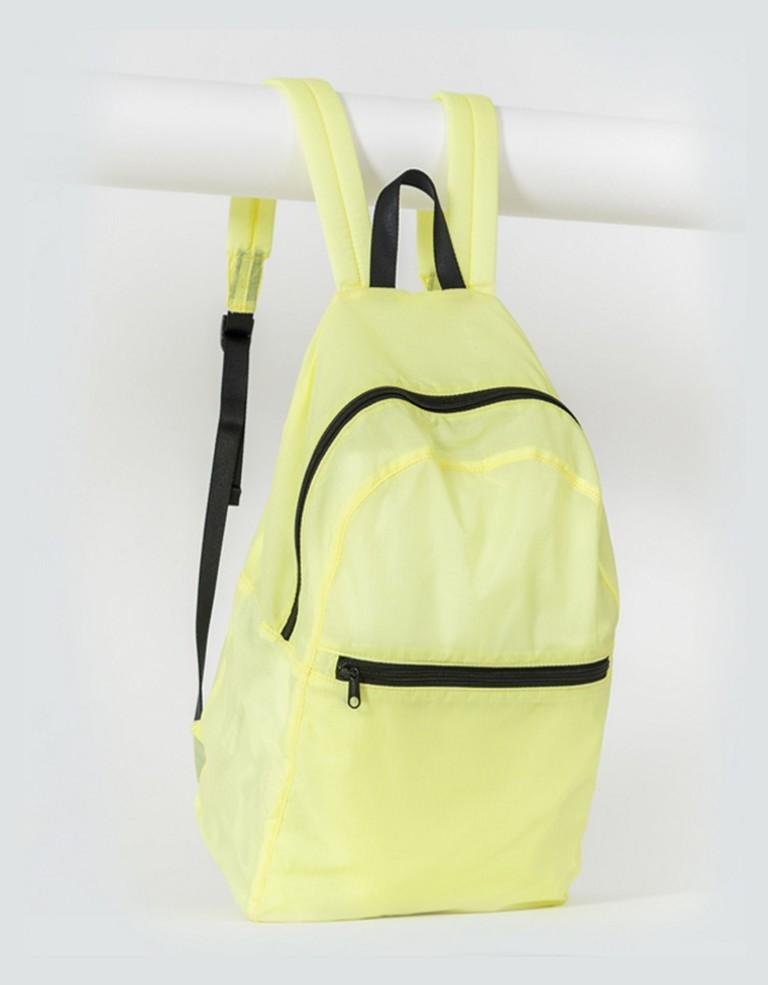 אביזרים באגו לנשים BAGGU Ripstop - צהוב בהיר