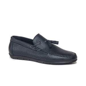 נעליים אלגנטיות קוואטרו קוואלי לגברים Quattro Cavalli 8601 - שחור