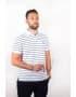ביגוד פולו ראלף לורן לגברים Polo Ralph Lauren Custom Fit Polo Shirt - לבן