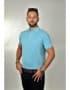 ביגוד פולו ראלף לורן לגברים Polo Ralph Lauren Classic Fit Polo Shirt - תכלת