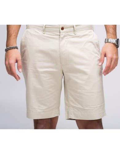 ביגוד פולו ראלף לורן לגברים Polo Ralph Lauren Classic Fit Polo Shorts - בז'