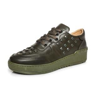 נעליים אל איי פולו  לגברים LA POLO 05 - ירוק
