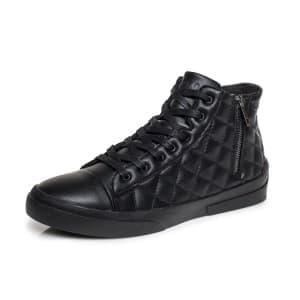 נעליים אל איי פולו  לגברים LA POLO 8171 - שחור