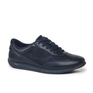 נעליים אל איי פולו  לגברים LA POLO 8190 - שחור
