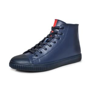 נעליים אל איי פולו  לגברים LA POLO 8573 - כחול